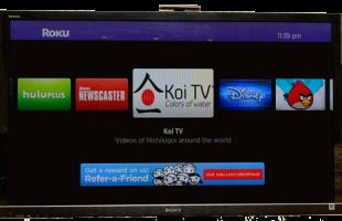 KOI TV® ON ROKU!