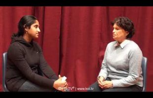 Interview with Pam Spindola by Sumi Promod as the ZNA SOCAL Koi Show in 2011.